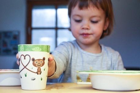 Zestaw dla dzieci WoodWay - Jungle (1)