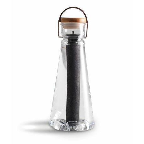 Butelka z filtrem z bambusa, Bu Water (1)
