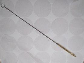 Szczotka do mycia 6 mm x 400 mm - 100% szczecina + kapselek