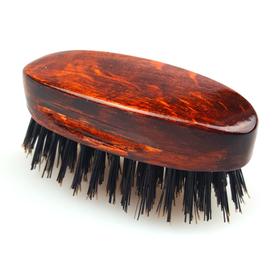 Szczotka do brody - 100% włosie z dzika - praca ręczna