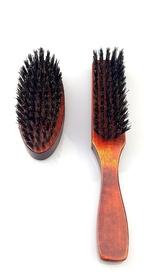 Szczotka do włosów/brody - 100% włosie naturalne