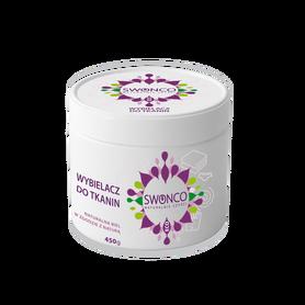 Naturalny wybielacz do tkanin, 450 g, Swonco