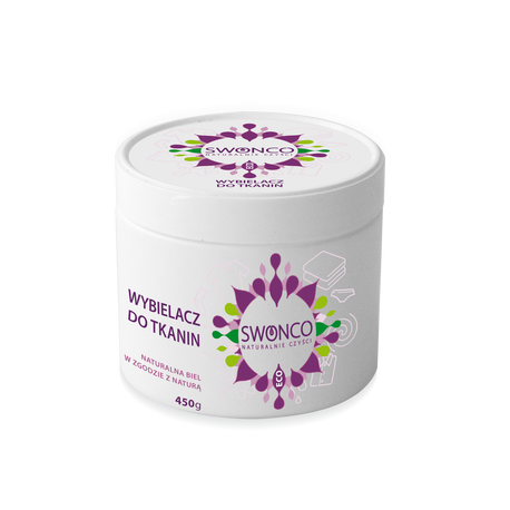 Naturalny wybielacz do tkanin, 450 g, Swonco (1)
