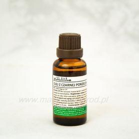 Olej z czarnej porzeczki, nierafinowany, 15 ml, Calaya