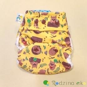 Otulacz OS Classic (6 - 15 kg) - Tropem Wombata, Little Birds