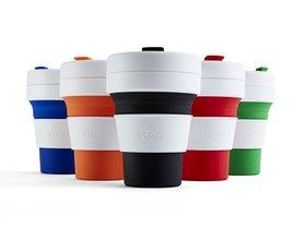 Składany kubek Stojo pocket - różne kolory