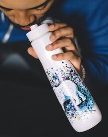 Butelka Yuhme z trzciny cukrowej, ultralekka, 750 ml