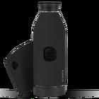 Szklana butelka z zapięciem, 420 ml, Black nude, Closca (2)