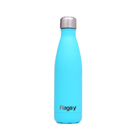 Butelka Termiczna, 500 ml, Turquoise Blue, Rags'y