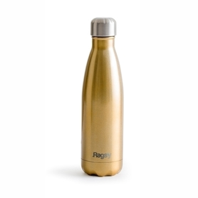 Butelka Termiczna, 500 ml, Gold Champagne, Rags'y
