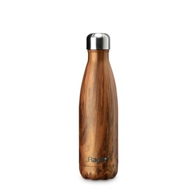 Butelka Termiczna, 500 ml, Walnut Wood, Rags'y