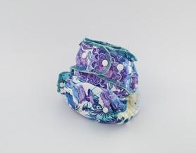 Formowanka z printem (One Size), Zimowe kwiaty, Ekomajty
