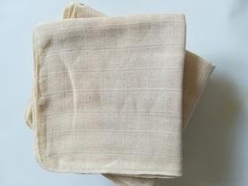 Pielucha tetrowa niebielona, 140 g/m2 – 80×80 cm
