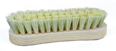 Szczotka do szorowania ósemka - włókno tampico z agawy (1)