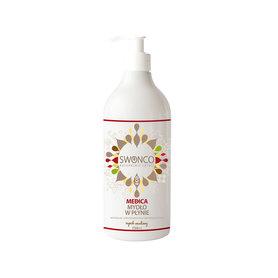 Odkażające mydło w płynie MEDICA, Wanilia, 750 ml, Swonco