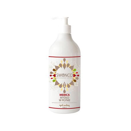 Odkażające mydło w płynie MEDICA, 750 ml, Swonco (1)