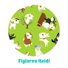 Kieszonka OS Classic (6-15 kg), Figlarna Heidi, Little Birds