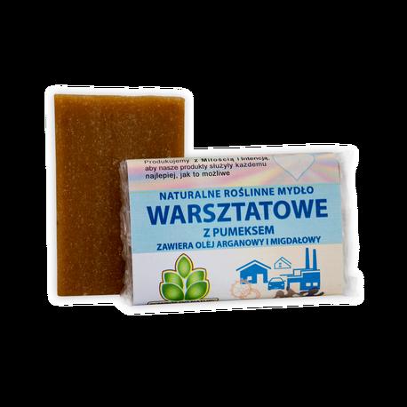 Naturalne mydło warsztatowe, 150 g, Powrót do natury (1)