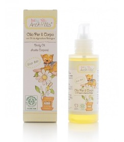Oliwka, olejek do ciała z olejem z rolnictwa ekologicznego, 100 ml, Baby Anthyllis