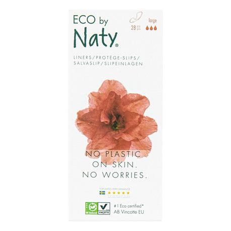 Wkładki higaieniczne Large, 38 szt., Eco by Naty (2)