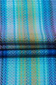 Nosidełko LennyUp, splot jodełkowy, 100% bawełna , rozmiar standard, MAŁA JODEŁKA PETREA, LennyLamb
