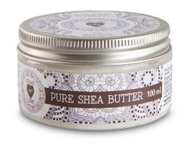 Masło shea naturalne, nierafinowane, 100 ml