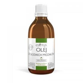 Olej ze Słodkich Migdałów NIERAFINOWANY, tłoczony na zimno, 250 ml