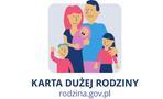 Logotyp Karty Dużej Rodziny