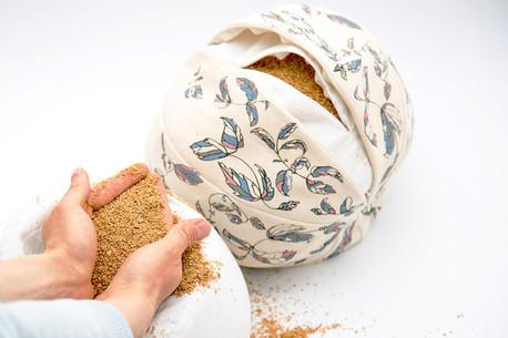 Karmiuszka - niezwykła poduszka do karmienia, Boho (2)