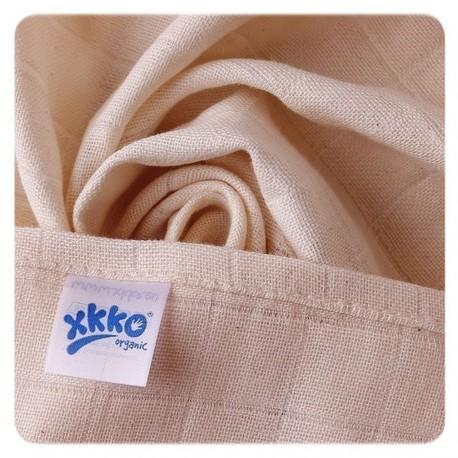Pieluszki muślinowe z bawełny organicznej 70x70 - 5 Szt. (2)