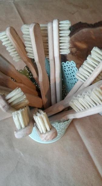 Polska szczoteczka do zębów z naturalnym miękkim włosiem, 100% biodegradowalna (5)