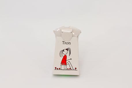 Składany jednorazowy nocnik dla dzieci - TRON (6)