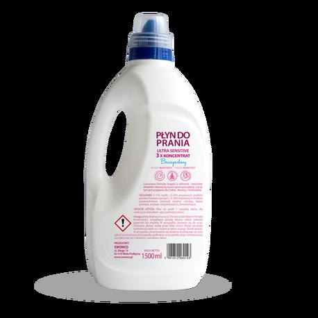 Płyn do prania Bezzapachowy 1,5 L - 60 prań, Swonco (3)