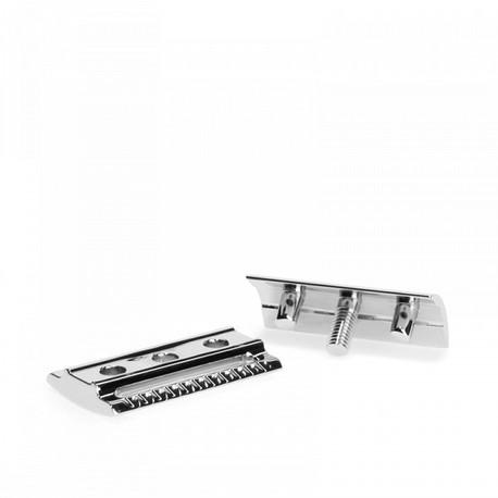 Maszynka do golenia na żyletki MÜHLE R89, zamknięty grzebień (4)