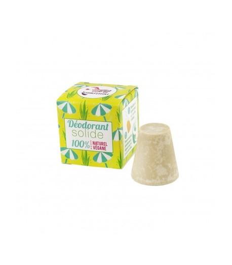 Dezodorant w kostce, z olejem PALMAROSA, 30g, Lamazuna (1)