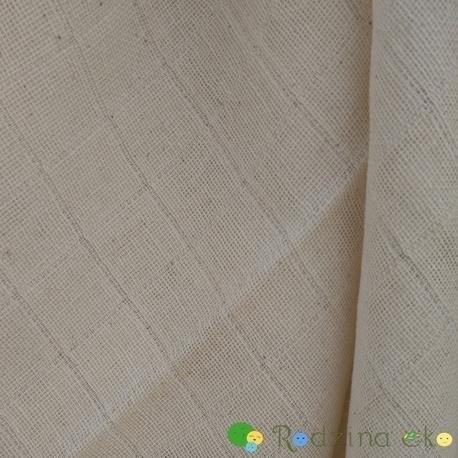 Pielucha tetrowa, 100% bawełna niebielona, 140 g/m2 – 60×60 cm, Dziobak (3)