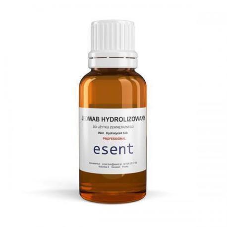 Jedwab Hydrolizowany, 20 ml (Płynny Jedwab), Esent (1)
