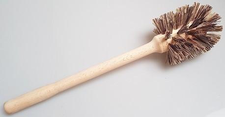 Szczotka drewniana do WC - union (1)