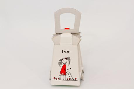 Dwupak - Składany jednorazowy nocnik dla dzieci - TRON (4)