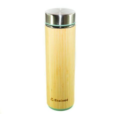 Termos bambusowy z infuserem 500ml, Ekoloco (2)