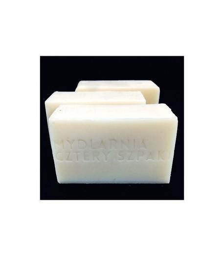 Delikatne mydło MIŚ z lanoliną, 110 g, Cztery Szpaki (1)