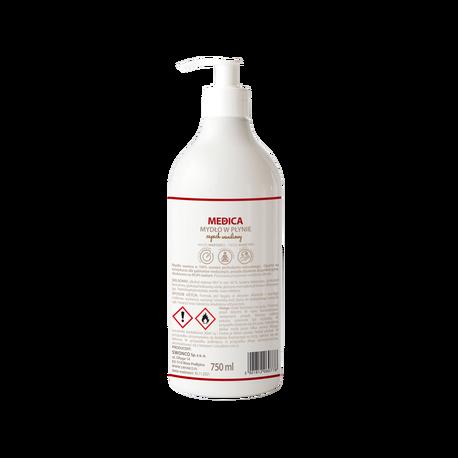 Odkażające mydło w płynie MEDICA, 750 ml, Swonco (3)