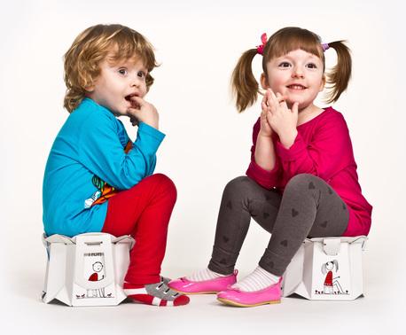 Składany jednorazowy nocnik dla dzieci - TRON (1)
