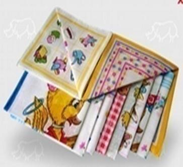 Chusteczka higieniczna wielorazowa dla dzieci, 1 szt. (1)