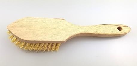 Szczotka do mycia wanny - drewno + tampico (2)