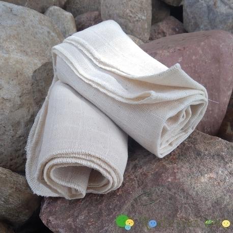 Pielucha tetrowa, 100% bawełna niebielona, 140 g/m2 – 60×60 cm, Dziobak (5)