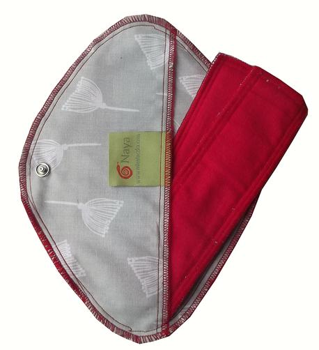 Zestaw 3x podpaska wielorazowa na dzień, Puch, Naya (2)