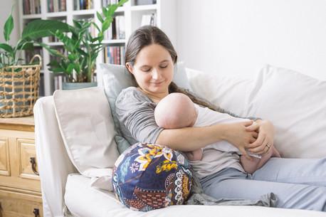 Karmiuszka - niezwykła poduszka do karmienia, Boho (6)
