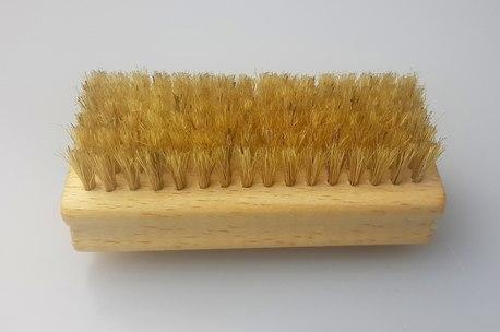 Szczotka do rąk - drewno bukowe + szczecina naturalna (2)