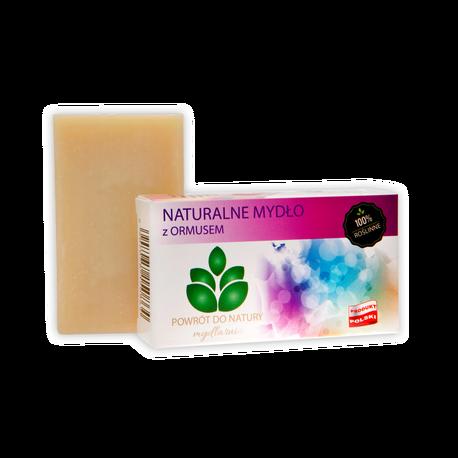 Naturalne mydło z ormusem (ORME), 100 g, Powrót do natury (1)